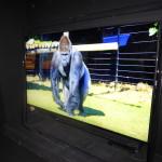 Samsung UHD TV shimpanze