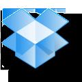 דרופבוקס לוגו dropbox logo
