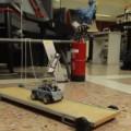 חנוכה תשעג 2012 הדלקת חנוכיה מכונת רוב גולדברג טכניון