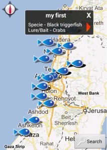 map of sharing catches