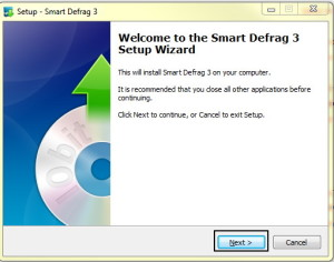 smart defrag installation 1