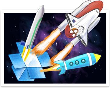 space race המירוץ לחלל לוגו